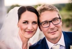 Svatební den Lukáše a Terky